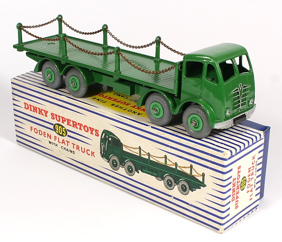 Toys For Trucks Green Bay : Dinky qdt