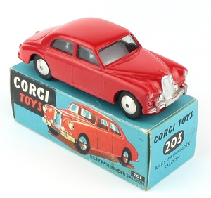 Corgi 205 riley w760