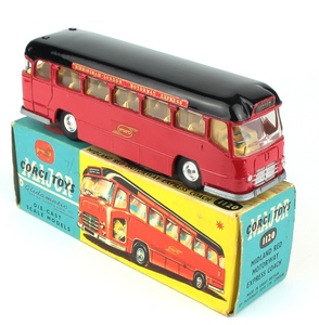 Corgi 1120 midland red motorway express x334