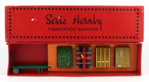 French hornby no.1 luggage x437
