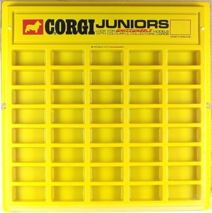 Corgi juniors display stand x699