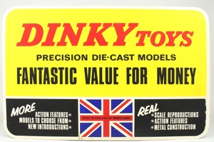 Dinky toys sign x800