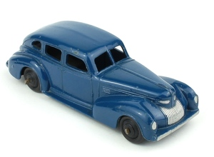 Dinky 39e chrysler royal sedan yy1