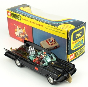 Corgi 267 batmobile yy246