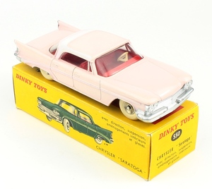 French dinky 550 chrysler saratoga yy327