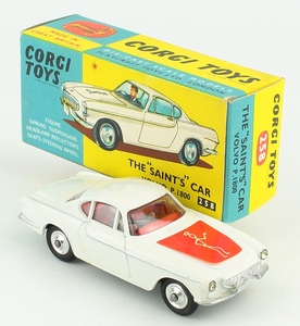 Corgi 258 saint's car yy359