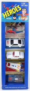 Corgi juniors gift set reeves international 7008 yy530