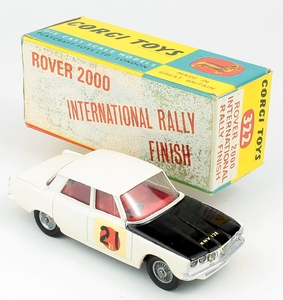 Corgi 322 rover international rally yy568