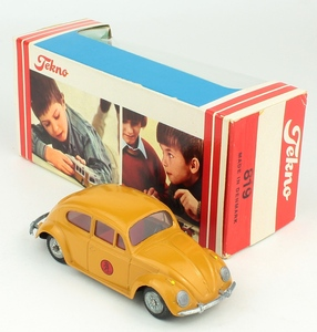 Tekno models 819 vw danish post yy958