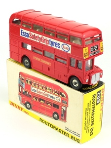 Dinky toys 289 esso bus yy971