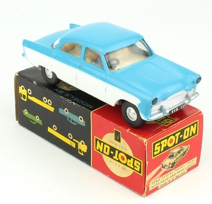 Spot on models 100sl ford zodiac zz27