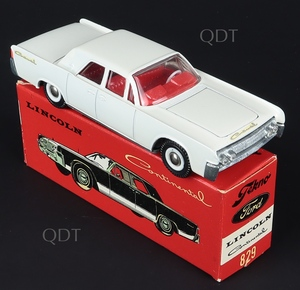 Tekno models 829 lincoln continental zz486