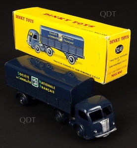 French dinky toys 32ab sncf truck zz663