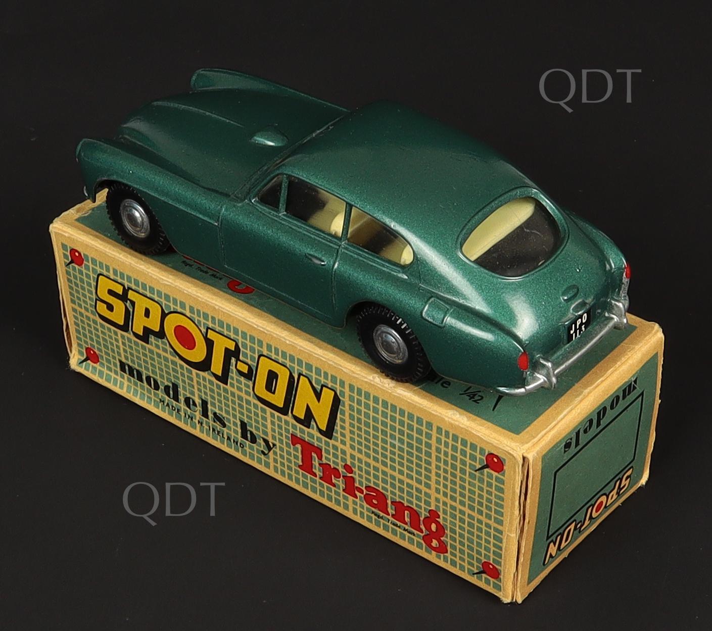 Spot-on Models 113 Aston Martin