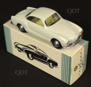 Wiking models 143 vw karmann ghia zz904