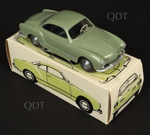 Wiking models 143 vw karmann ghia zz905