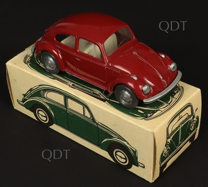 Wiking models 113 vw beetle zz907