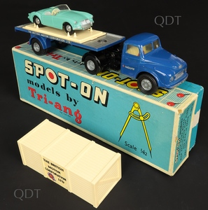Spot on models 106a oc austin prime mover crate mga zz933