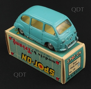 Spot on models fiat multipla zz994