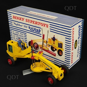 Dinky toys 886 richier road grader aa92