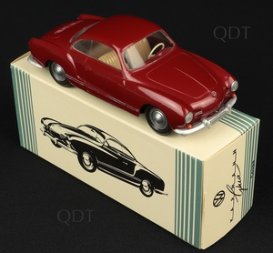 Wiking models karmann ghia aa124